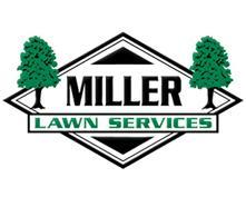 Miller Lawn Services Logo